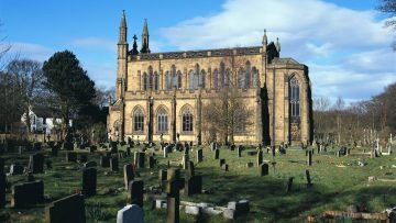 Blackburn – St Mary and St John (Pleasington Priory)