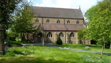 Telford (Madeley) – St Mary