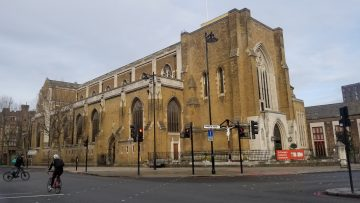 +Southwark – Metropolitan Cathedral Church of St George