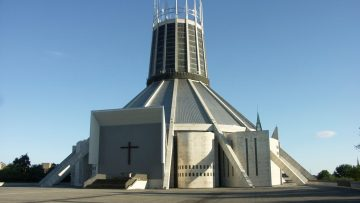 +Liverpool – Metropolitan Cathedral of Christ the King
