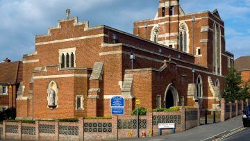 Bournemouth – The Annunciation