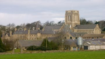 Charley – Abbey Church of Our Lady and St Bernard (Mount St Bernard)