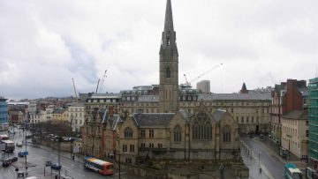 +Newcastle-upon-Tyne – Cathedral Church of St Mary