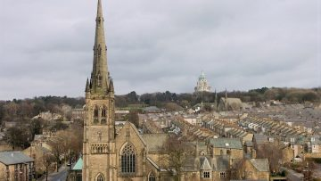 +Lancaster – Cathedral Church of St Peter