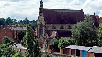 +Shrewsbury – Cathedral Church of Our Lady and St Peter of Alcantara