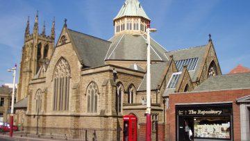 Blackpool – Sacred Heart
