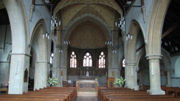 Caterham – The Sacred Heart of Jesus