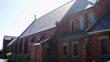 Catforth – St Robert of Newminster