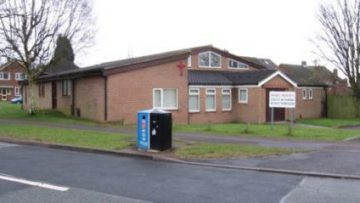 Allestree – Church of the Holy Family