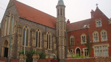 Basingstoke – Holy Ghost