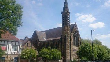 Barnsley – Holy Rood