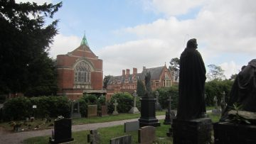 Birmingham (Olton Friary) – Holy Ghost and Mary Immaculate
