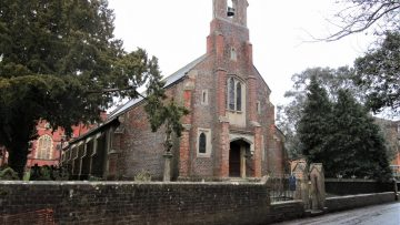 Woolhampton – St Mary