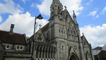 Isle of Wight (Ryde) – St Mary