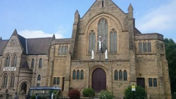 Abbeydale, Sheffield – Mother of God and St Wilfrid