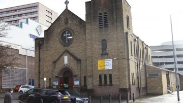 Uxbridge – Our Lady of Lourdes and St Michael