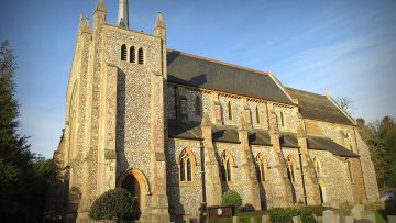 West Grinstead – Our Lady of Consolation and St Francis