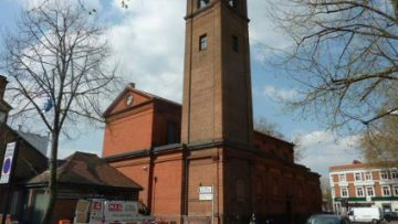 Chiswick – Our Lady of Grace and St Edward