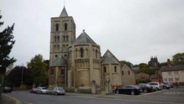 Ashby-de-la-Zouch – Our Lady of Lourdes