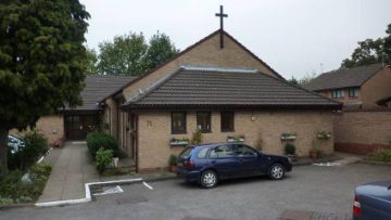 Enfield – Our Lady of Walsingham (chapel-of-ease)