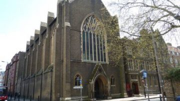 Bethnal Green – Our Lady of the Assumption