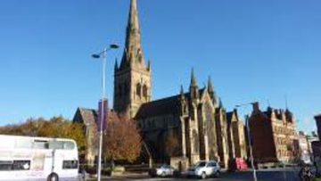 +Salford – Cathedral Church of St John the Evangelist
