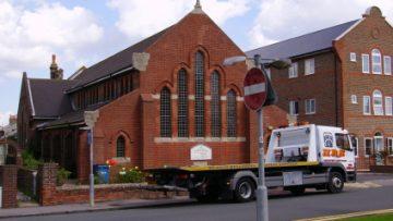 Eastbourne – St Agnes