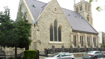 Hammersmith – St Andrew Bobola (Polish church)