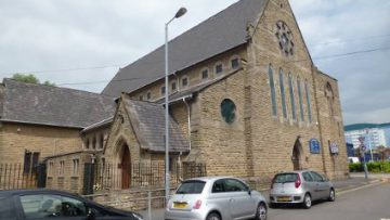 Ashton-under-Lyne – St Ann