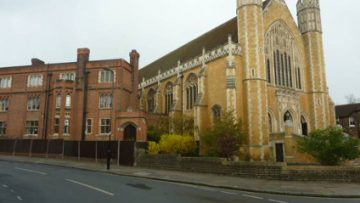 Ealing – Abbey Church of St Benedict