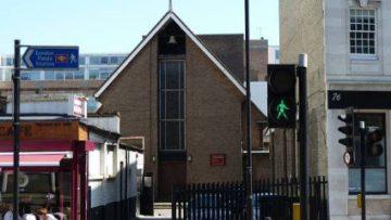 Hackney – St John the Baptist