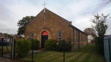 Lexden (Shrub End) – St John the Baptist
