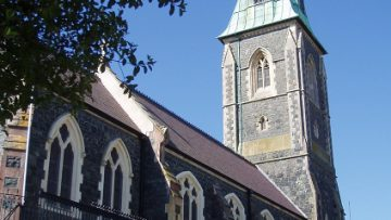 Guernsey (St Peter Port) – St Joseph and St Mary