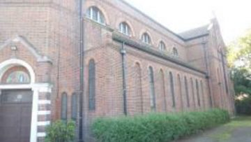 Canning town – St Margaret's Chapel