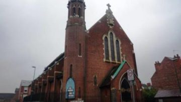 Nottingham (Hyson Green) – St Mary (chapel-of-ease)
