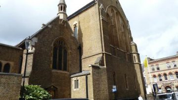 Chelsea – St Mary