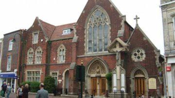 Gosport – St Mary