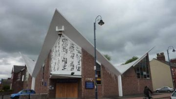 Denton – St Mary (Our Lady of Sorrows)