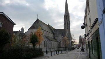 +Plymouth – Cathedral Church of St Mary and St Boniface