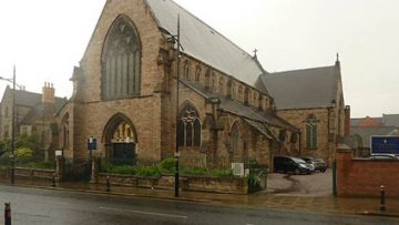 Wolverhampton (Snow Hill) – St Mary and St John
