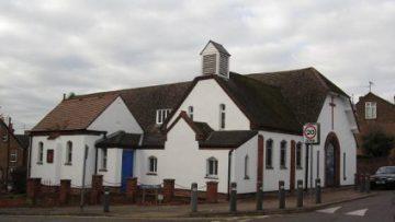Boxmoor – St Mary and St Joseph