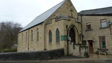 Barrowford – St Peter and St Paul