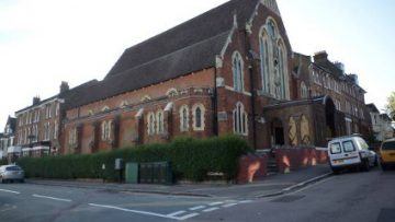 Stroud Green – St Peter in Chains