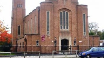 Chester – St Theresa