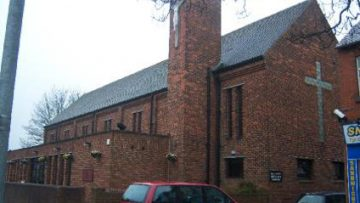 Leeds (Cross Gates) – St Theresa of the Child Jesus
