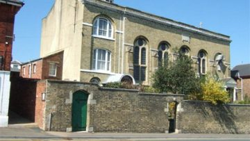 Isle of Wight (Cowes) – St Thomas of Canterbury