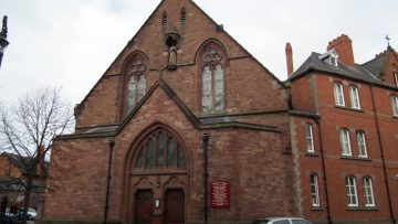 Chester – St Francis