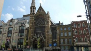 Tower Hill – The English Martyrs
