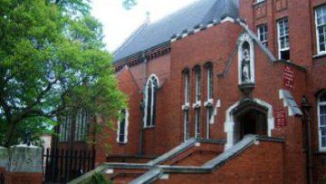 Leeds – University Chapel