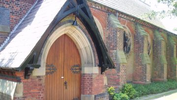 Westby – St Anne